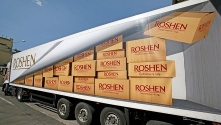 Продукция Roshen