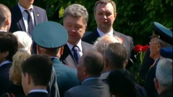 Торжества ко Дню Победы в Киеве
