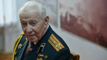 Ветеран Павел Котелевский