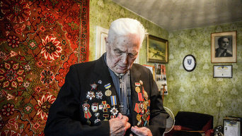 Ветеран Николай Савченко