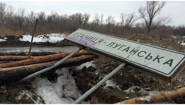 В Луганской области проходят восстановительные работы