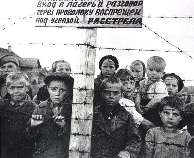 Дети Второй мировой войны дети война