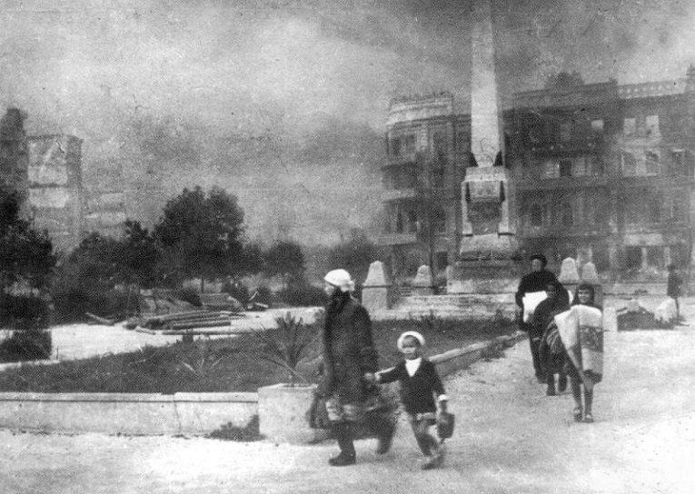Дети Второй мировой войны
