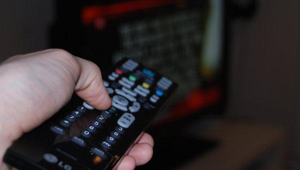 Пульт от телевизора. Архивное фото