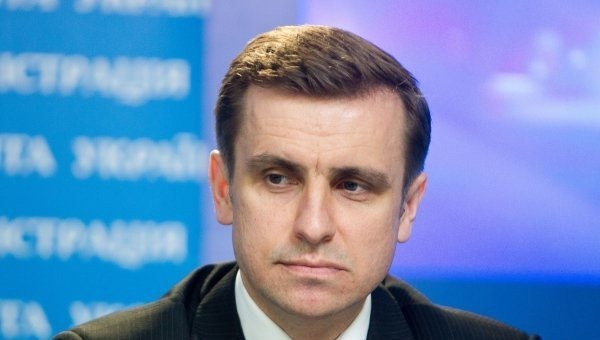 Глава представительства Украины при Европейском Союзе Константин Елисеев