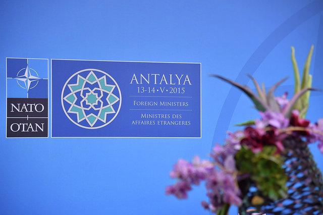 Встреча глав МИД стран-членов НАТО в Турции