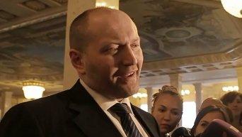 Борислав Береза об отчете по коррупции в Кабмине