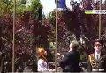 Порошенко торжественно поднял флаг ЕС
