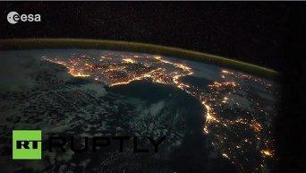 Земля из космоса: от Канарских островов до Италии