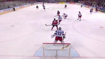 Финал ЧМ по хоккею. Канада - Россия. Видео