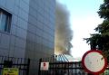 Пожар на Центральном рынке Чернигова