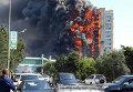 Число погибших при пожаре в многоэтажке в Баку увеличилось до 13 человек