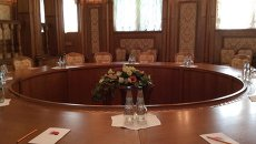 Заседание подгруппы по гуманитарным вопросам в Минске