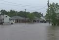 Последствия торнадо в Луизиане