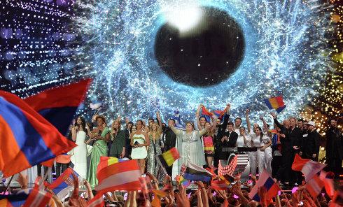 Участники первого полуфинала Евровидения-2015 в Вене