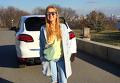 Анастасия Ершова - дочь уволенного начальника ГАИ Украины