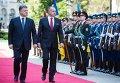 Встреча президентов Украины и Словакии