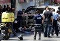Ликвидация предполагаемого террориста в Израиле