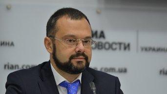 Руководитель общественной организации Публичный аудит Максим Гольдарб