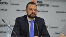 """Руководитель общественной организации """"Публичный аудит"""" Максим Гольдарб"""