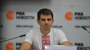 Председатель Ассоциации владельцев малого и среднего бизнеса Руслан Соболь