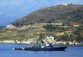 Эсминец Военно-морских сил США DDG 71 Росс