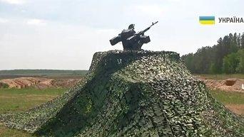 Яценюк проинспектировал строительство Европейского вала. Видео