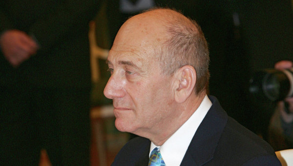Эхуд Ольмерт