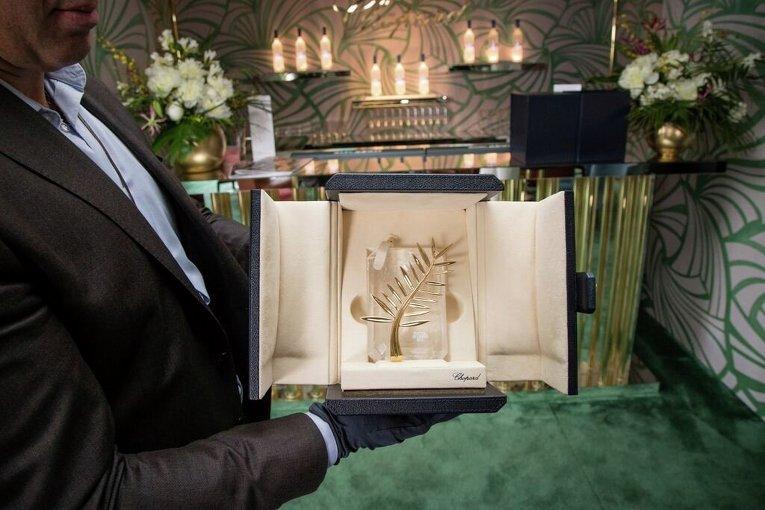Жюри 68-го Каннского кинофестиваля присудило главную награду картине Дипан французского режиссера Жака Одияра