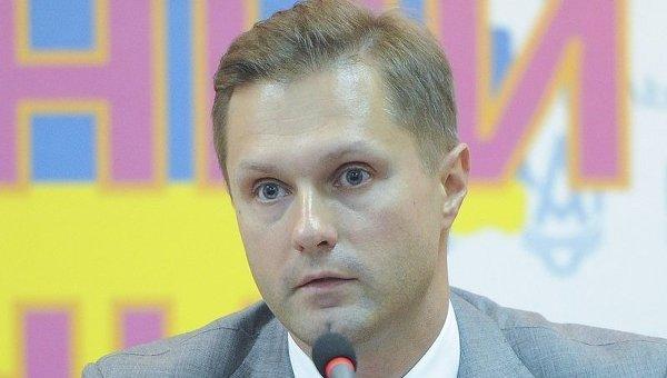 Глава Антимонопольного комитета Украины (АМКУ) Юрий Терентьев