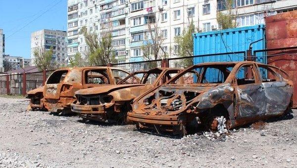Мариуполь: новый форпост Украины