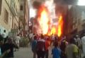 Взрыв бензовоза в Йемене