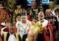 Королева Елизавета II в Палате лордов
