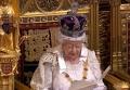 Британия проведет референдум по выходу из ЕС до конца 2017 года - Елизавета II. Видео