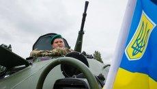 Украинские пограничники