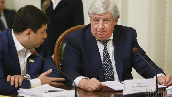 Дмитрий Лубинец и Виктор Шокин (справа)