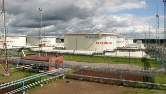 Нефтяной комплекс Транснефть. Архивное фото
