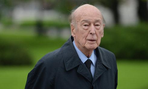 Экс-президент Франции В.Жискар д'Эстен