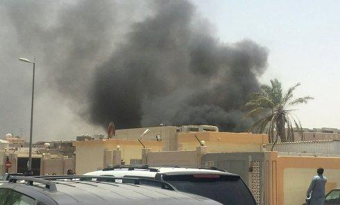 Теракт у шиитской мечети в Саудовской Аравии