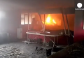 В Мексике учителя подожгли избирательный участок. Видео