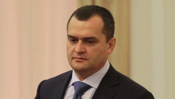 Глава МВД Виталий Захарченко