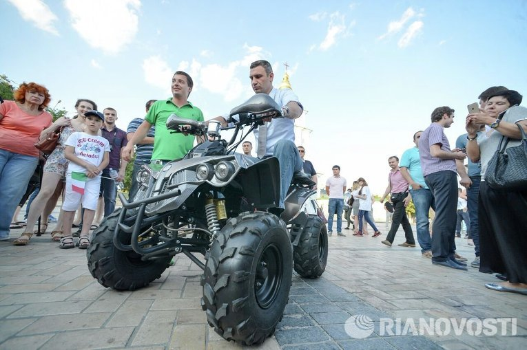 Пробег на электромобилях Киев - Монте-Карло 2015