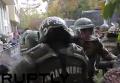 В Чили забастовка учителей переросла в столкновения с полицией