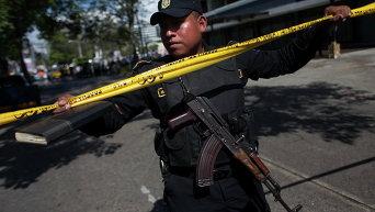 Убийство адвоката в Гватемале