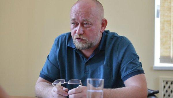 Руководитель Центра освобождения пленных общественной организации Офицерский корпус Владимир Рубан
