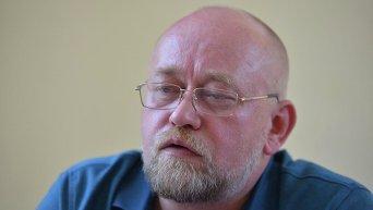 Руководитель Центра освобождения пленных общественной организации Офицерский корпус Владимир Рубан. Архивное фото