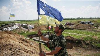 Подразделения ВСУ закрепились на позициях в Марьинке