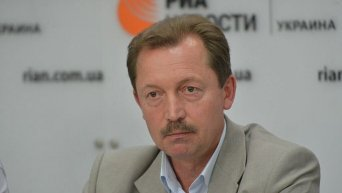 Экс-начальник управления по связям с общественностью МВД Украины Владимир Полищук