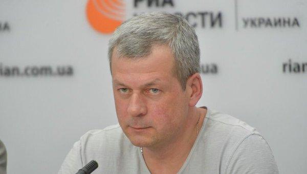 Председатель Украинской ассоциации владельцев оружия Георгий Учайкин