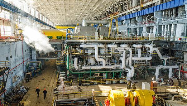 На топливно-энергетическом предприятии